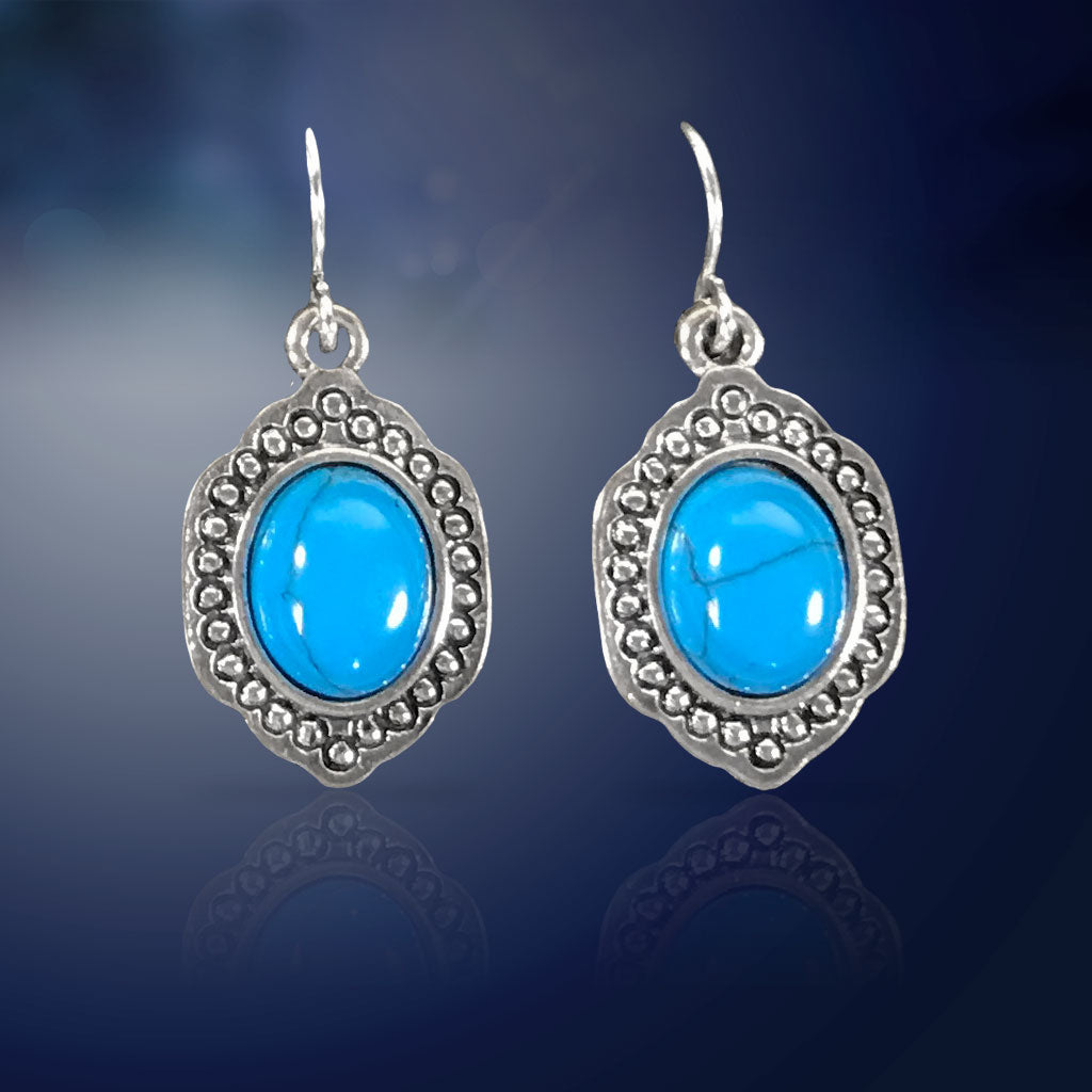 Spirit of Sedona Turquoise Earrings