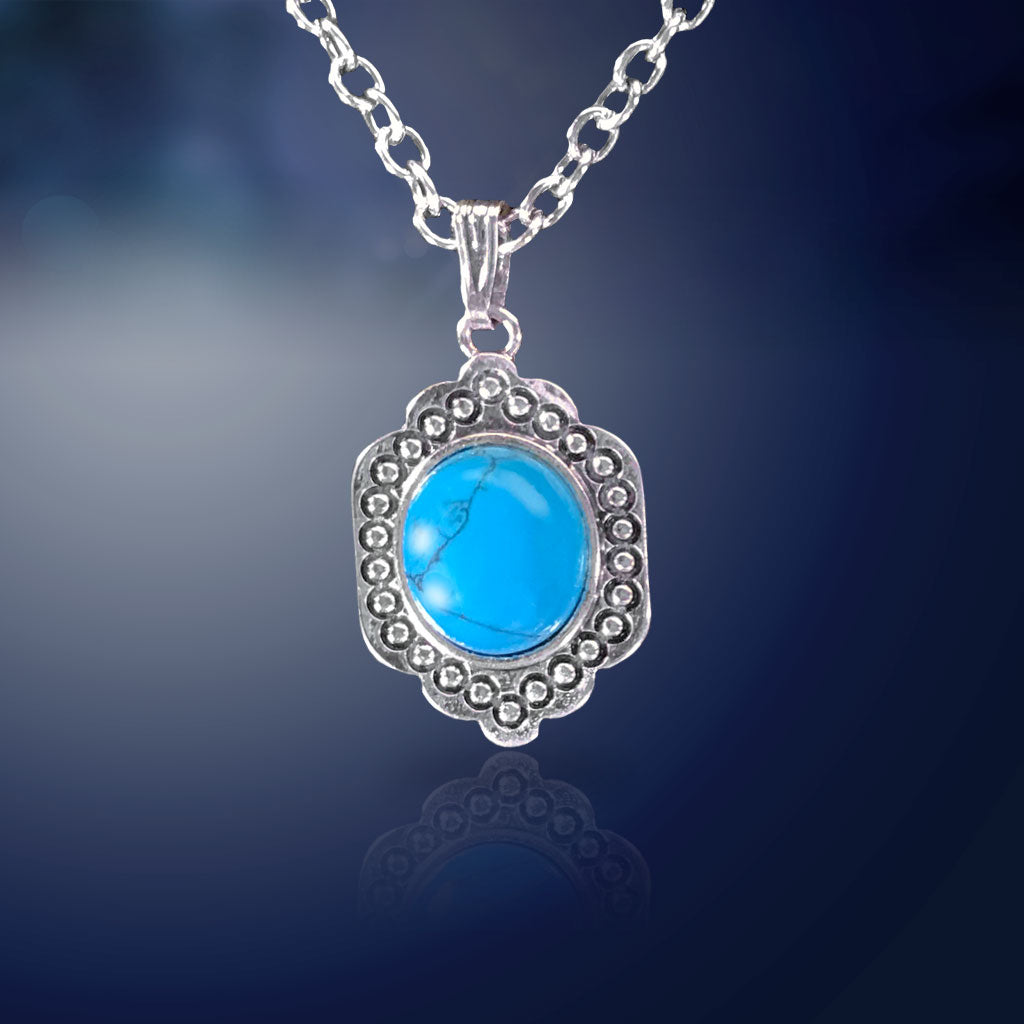 Spirit of Sedona Turquoise Necklace