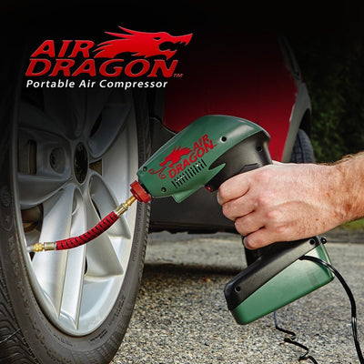 Air Dragon Portable Air Compressor image from BulbHead
