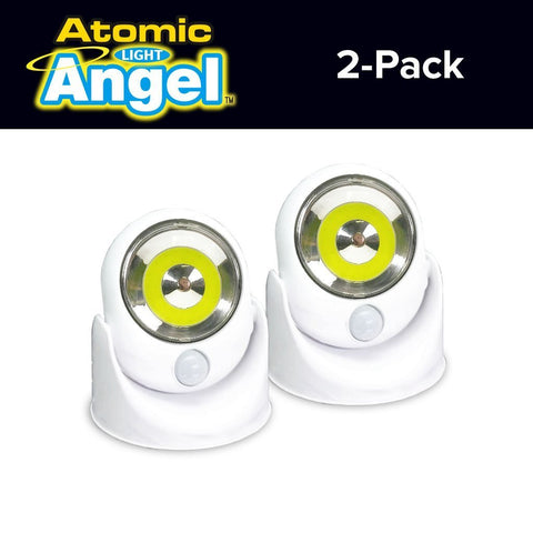 Atomic Angel Motion Activated Cordless Led Light 2-pack