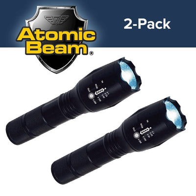 Atomic Beam Flashlight 2-Pack silo image from BulbHead