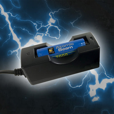 Atomic Beam Lithium Battery & Charger image from BulbHead