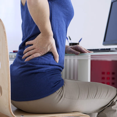 Back Posture Support Cushion image from BulbHead