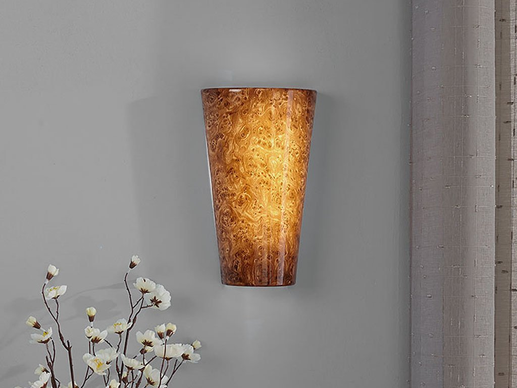 BURLWOOD Battery Operated Led Wall Sconce image from BulbHead