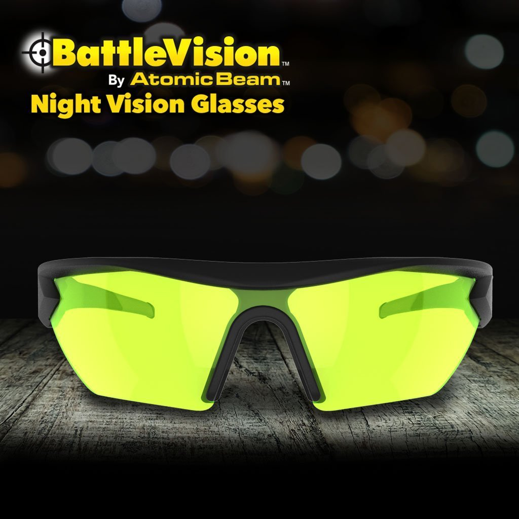 Battle Vision Night Vision Glasses image from BulbHead