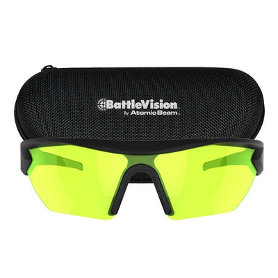 Battle Vision Night Vision Glasses silo with case