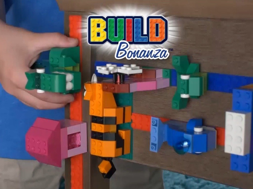Build Bonanza Flexible Building Blocks image from BulbHead