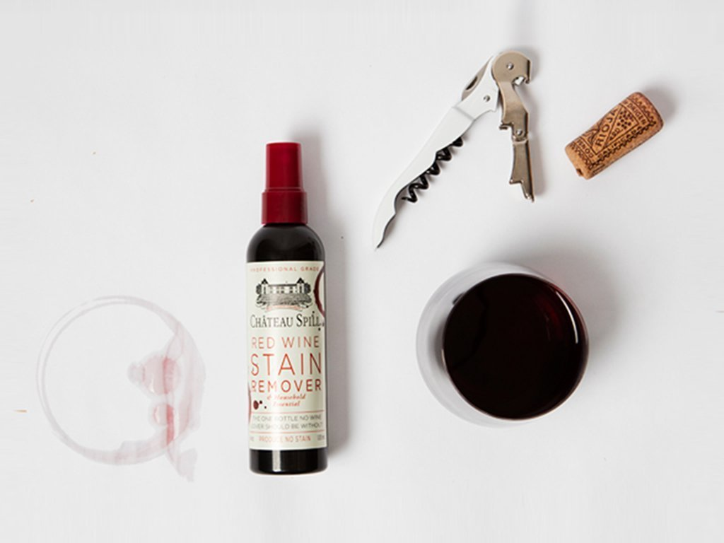chateau spill red wine stain remover bulbhead. Black Bedroom Furniture Sets. Home Design Ideas