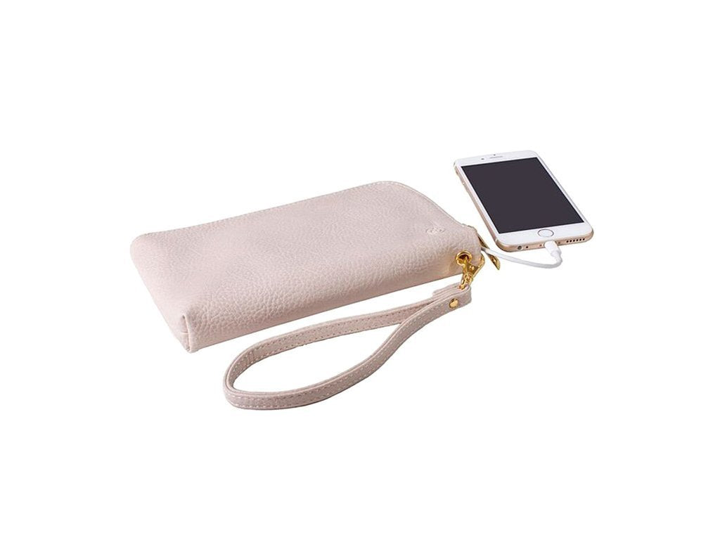 Chic Buds Phone Charging Clutch image from BulbHead