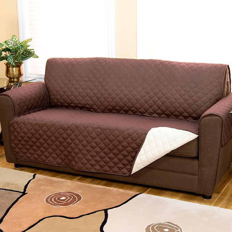 Furniture Reversible Couch Slipcovers Sofa Furniture ...