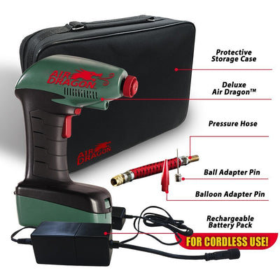 Deluxe Air Dragon Portable Air Compressor image from BulbHead