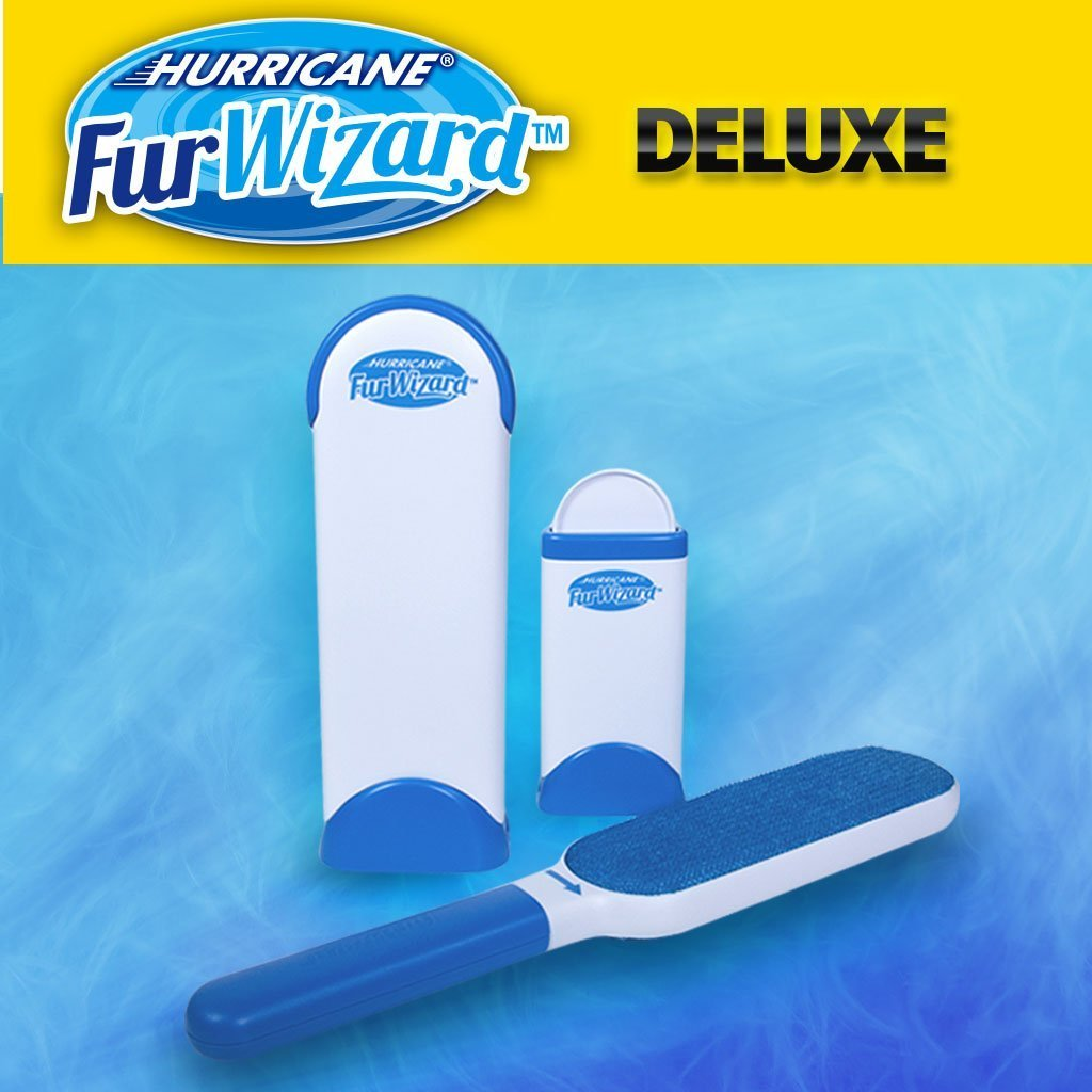 Deluxe Hurricane Fur Wizard Lint Brush image from BulbHead