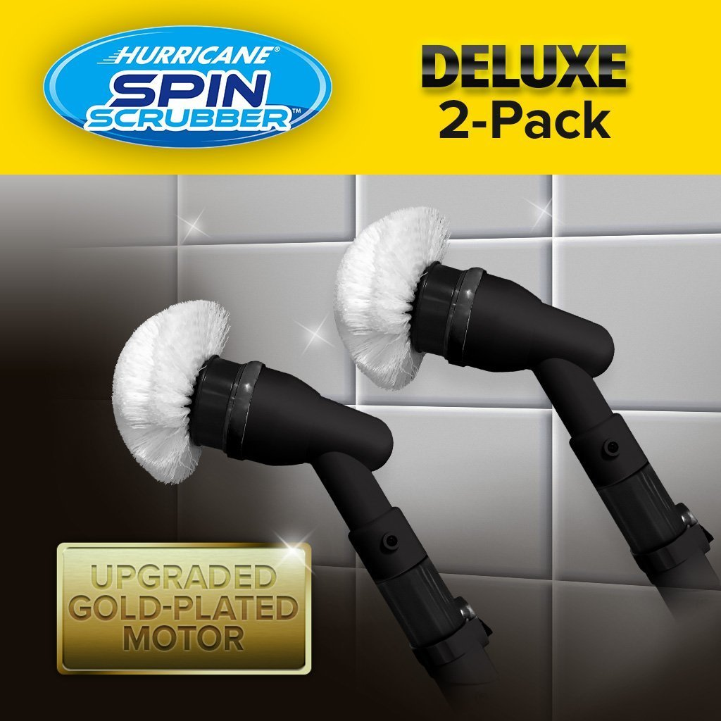 Deluxe Hurricane Spin Scrubber 2-Pack image from BulbHead