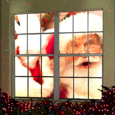 Deluxe Star Shower Window Wonderland image from BulbHead