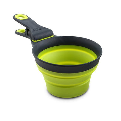 Dexas Collapsible 1 Cup KlipScoop image from BulbHead