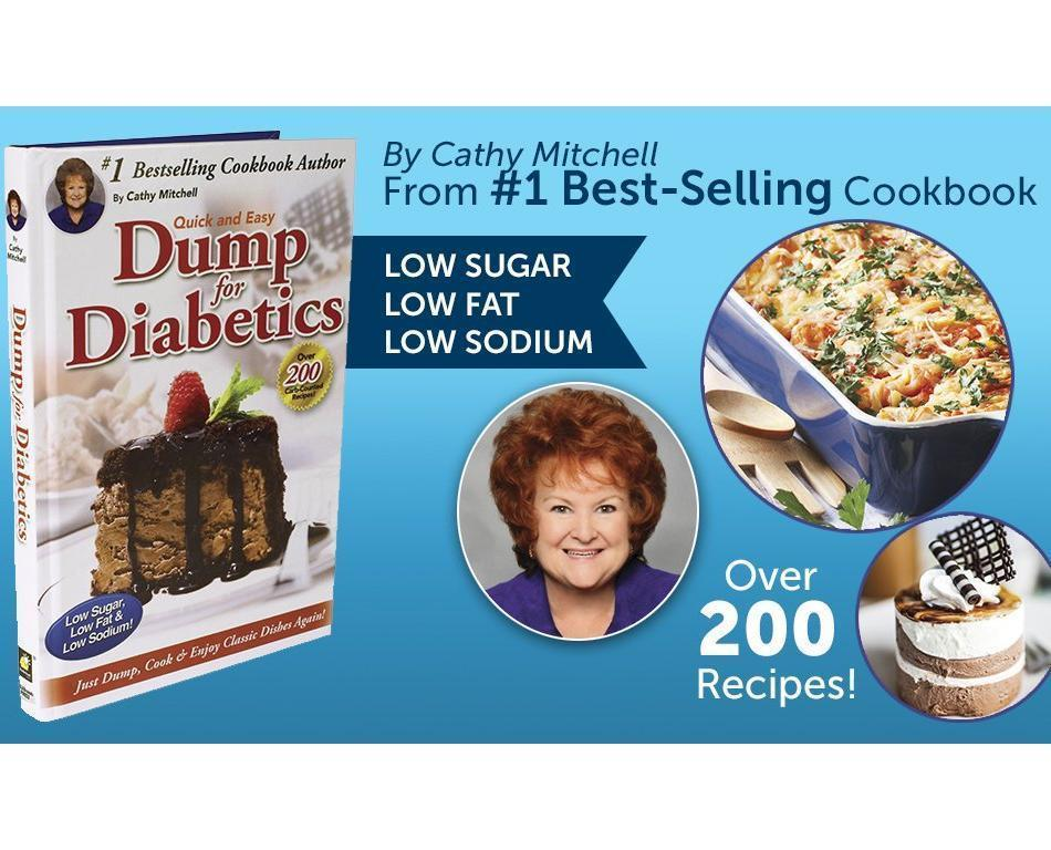 Dump For Diabetic Cookbook image from BulbHead