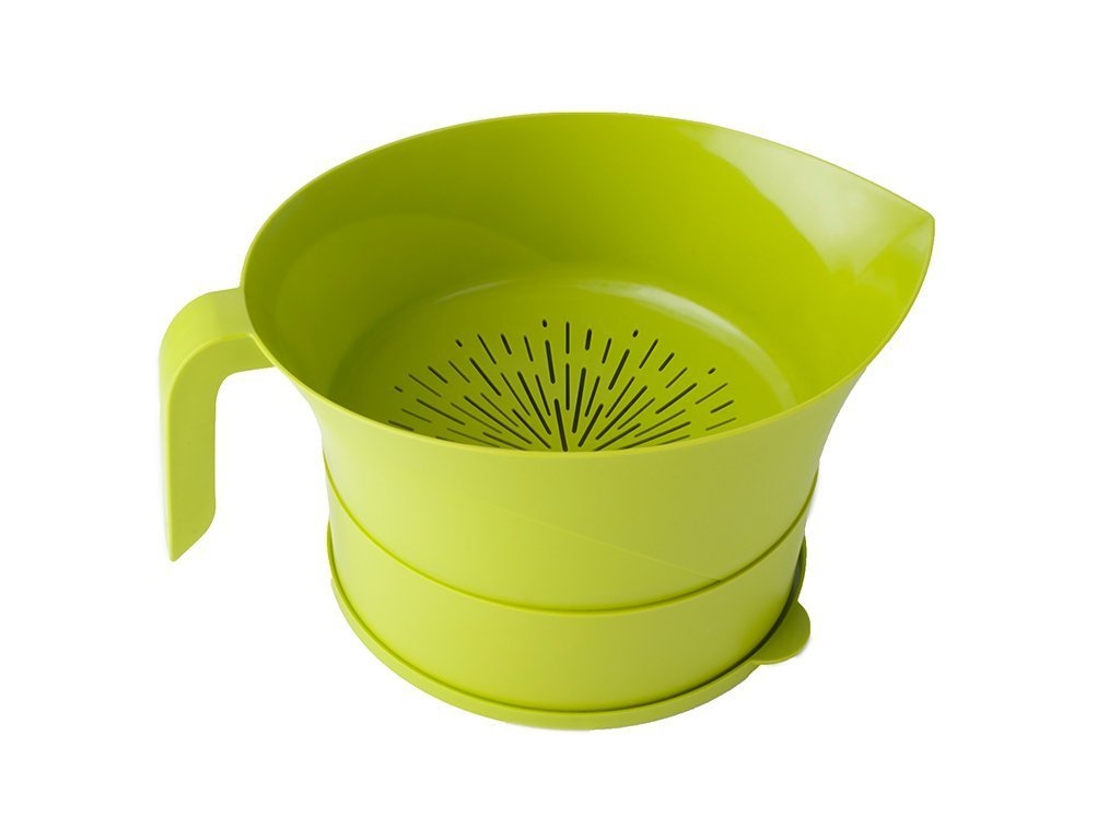 LIME Easy Greasy Strainer Colander image from BulbHead