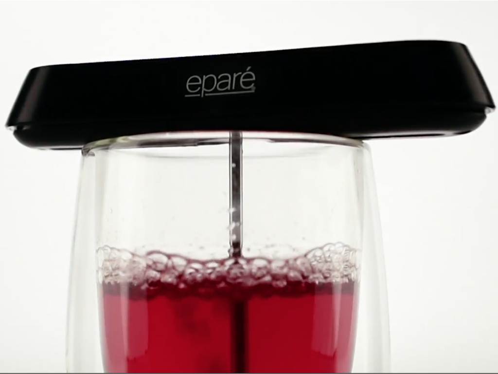 Eparé Pocket Wine Aerator image from BulbHead