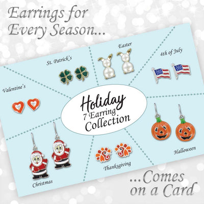 Holiday 7 Earring Collection