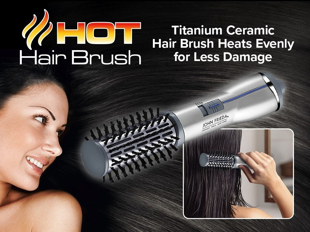 Hot Hair Brush image from BulbHead
