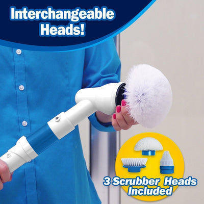 Hurricane Spin Scrubber 2-Pack image from BulbHead