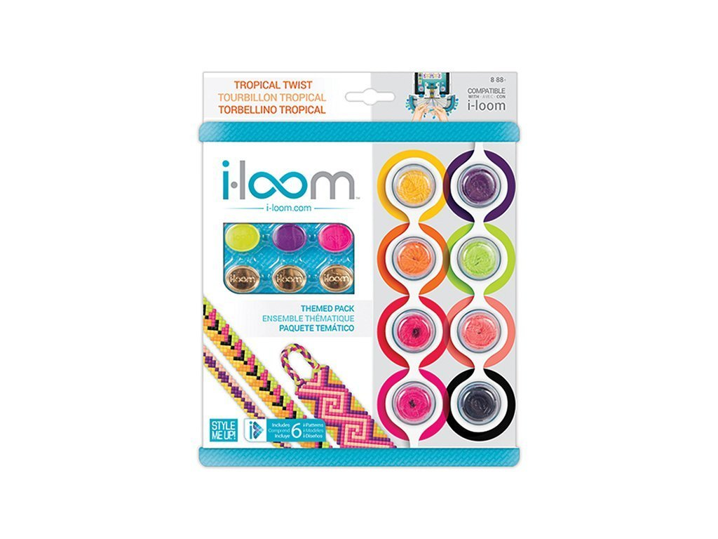 I-Loom Bracelet Kit image from BulbHead