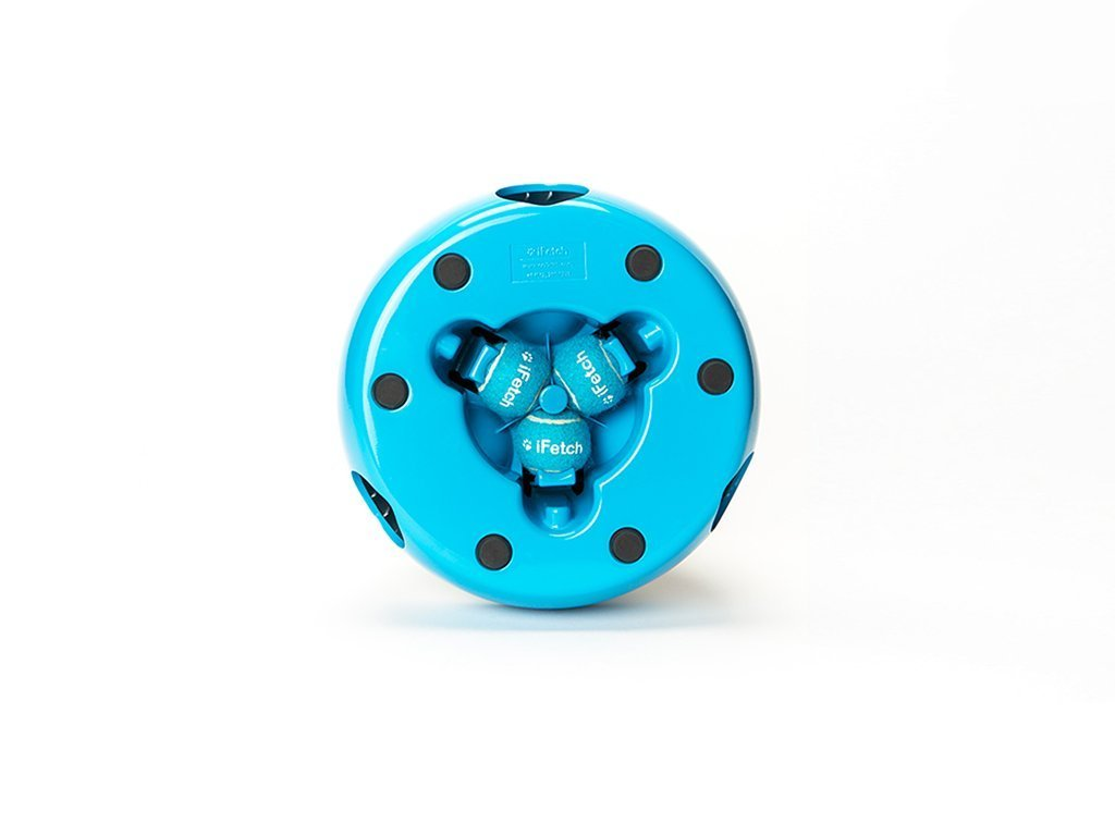 Ifetch Frenzy Interactive Dog Toy image from BulbHead