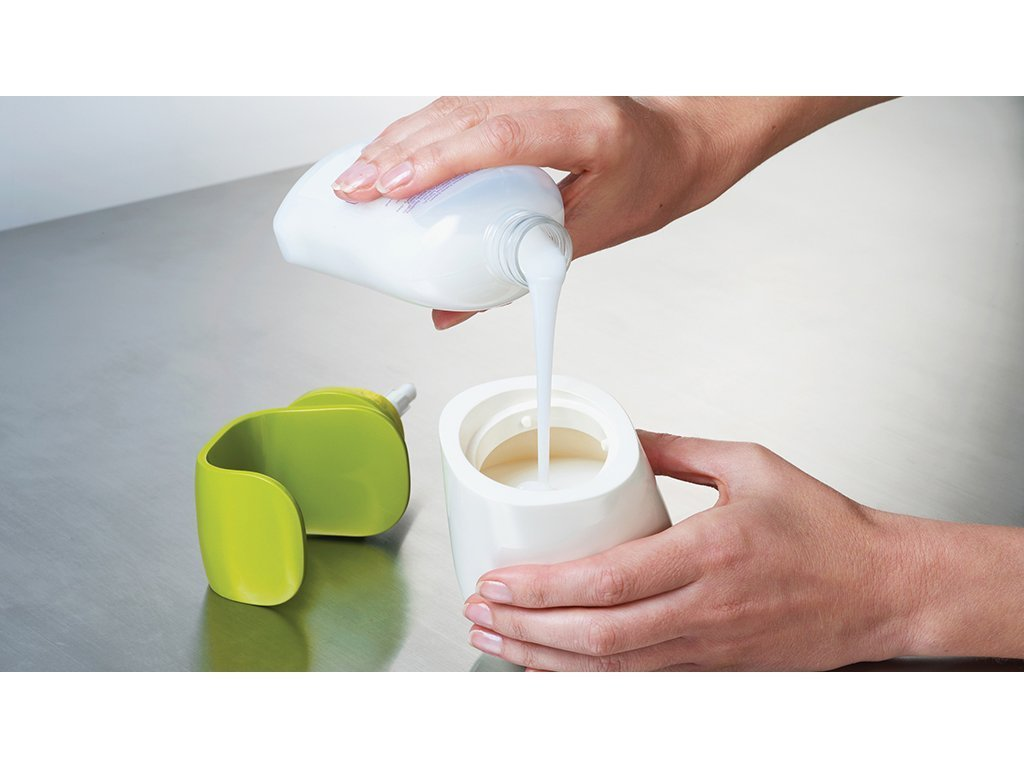 Joseph Joseph C-Pump Single Handed Soap Dispenser image from BulbHead