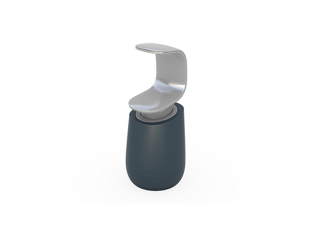 GREY Joseph Joseph C-Pump Single Handed Soap Dispenser image from BulbHead