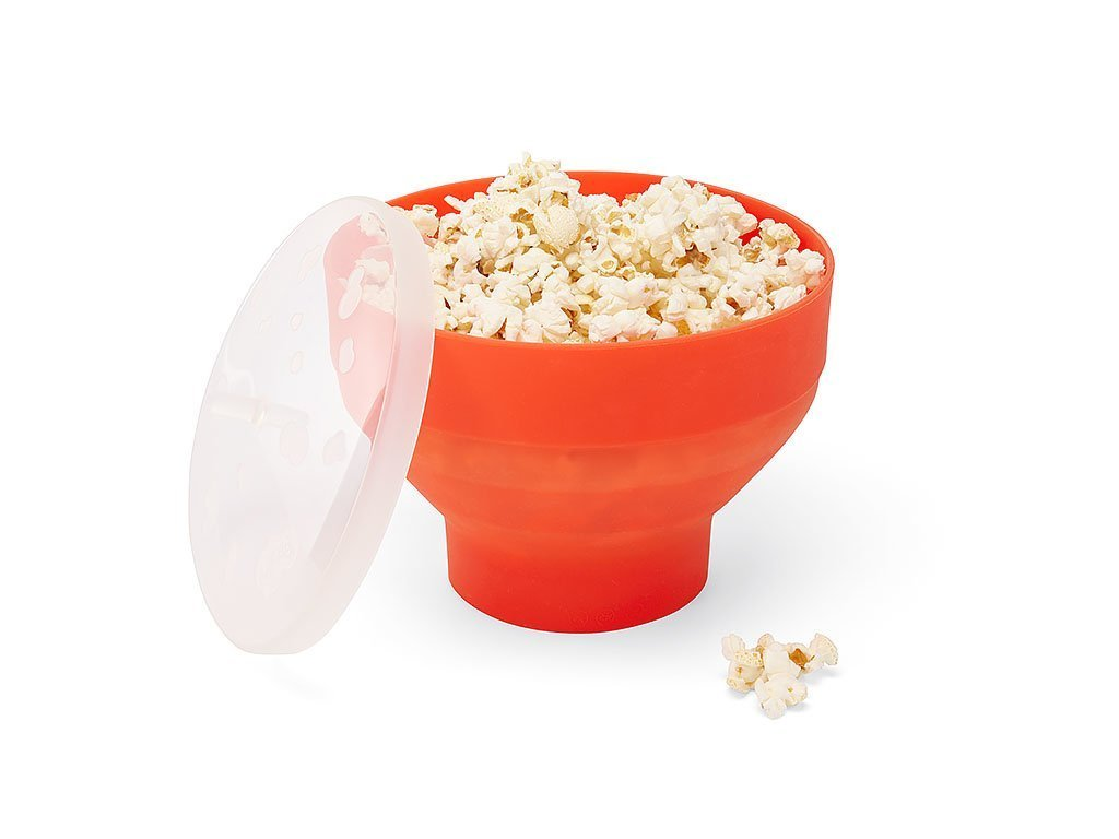 Lekue Microwave Popcorn Popper image from BulbHead