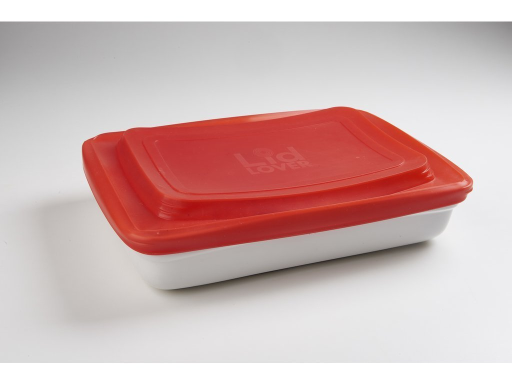 Lidlover Rectangle Silicone Lid image from BulbHead