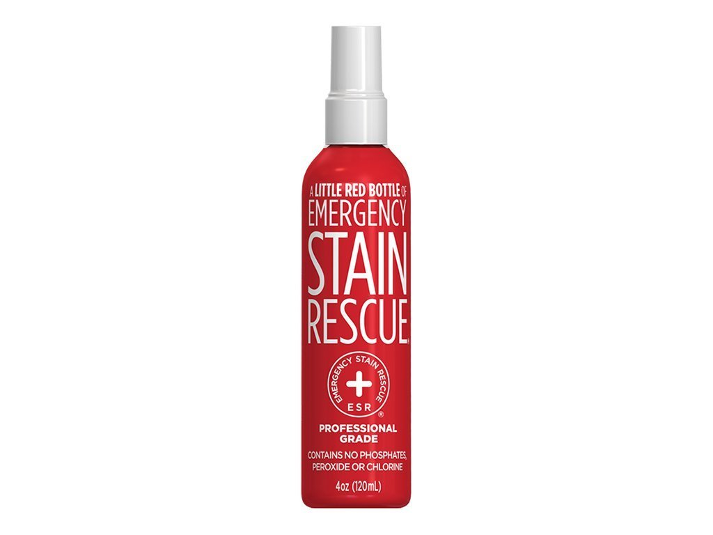 Little Red Bottle Of Emergency Stain Rescue image from BulbHead