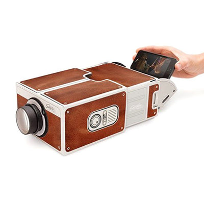 Luckies of London Smartphone Projector 2.0 image from BulbHead
