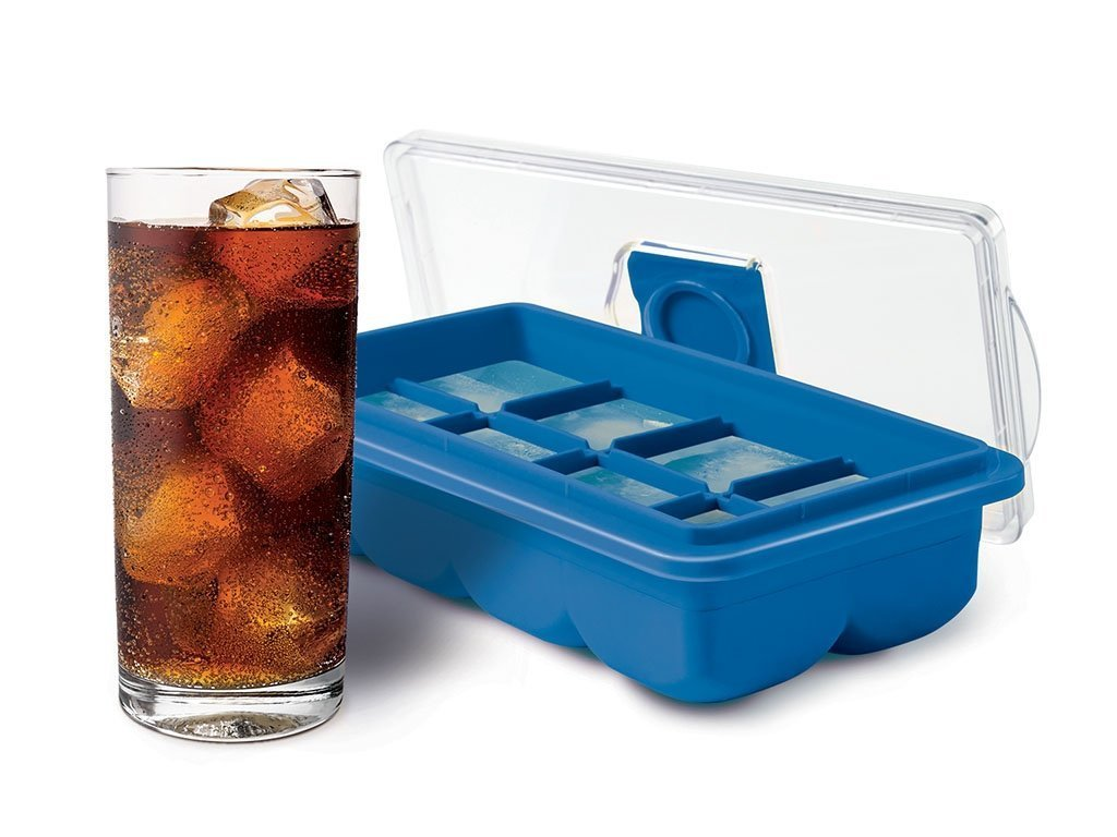 No Spill Large Ice Cube Tray image from BulbHead