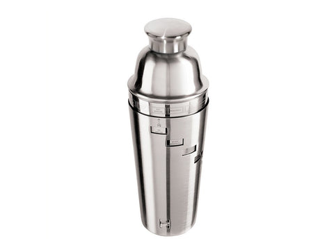 Oggi dial a drink stainless steel cocktail shaker bulbhead 2384190865466 large