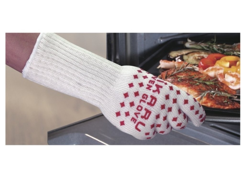 Oven Glove W/Extra Long Sleeve image from BulbHead