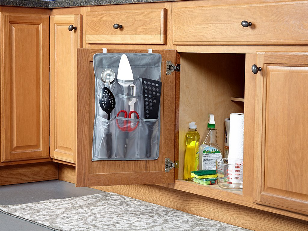 Over Cabinet Door Organizer image from BulbHead