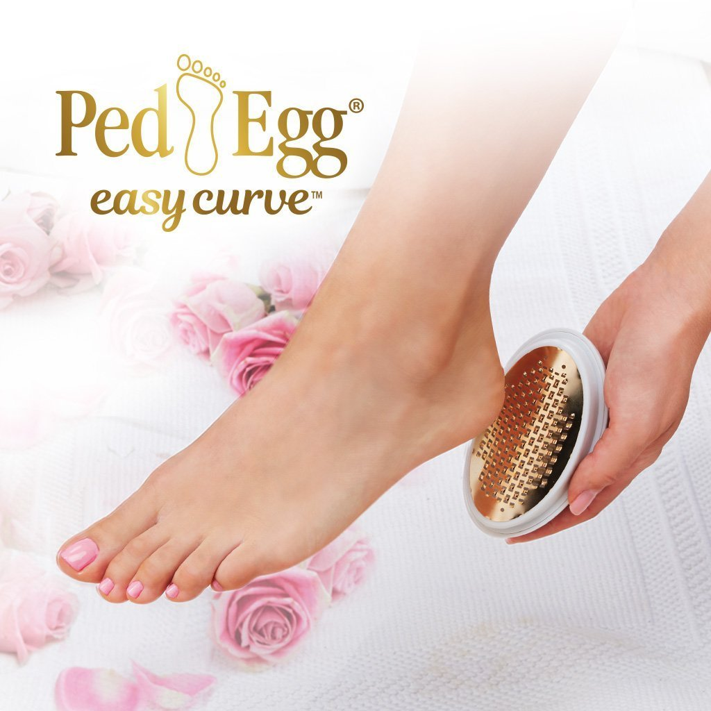 PedEgg Easy Curve Foot File image from BulbHead