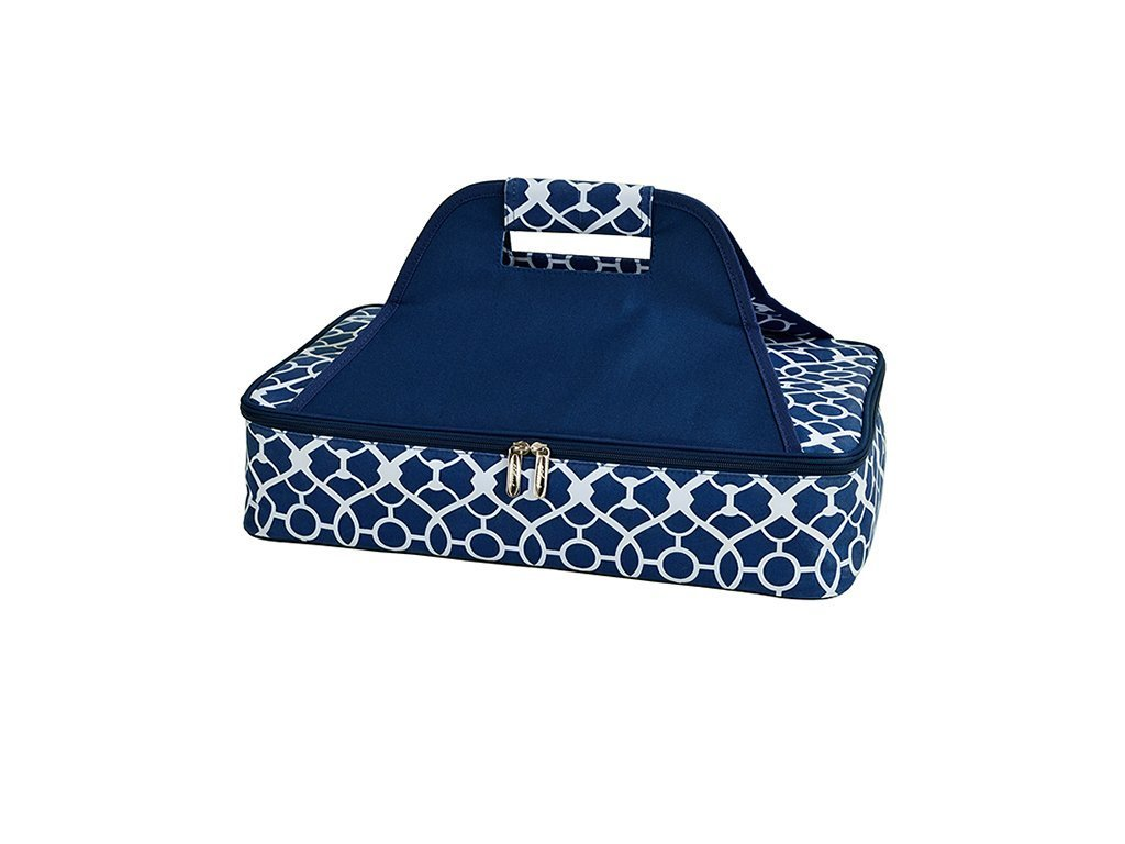 TRELLIS BLUE Picnic At Ascot Thermal Food Carrier image from BulbHead