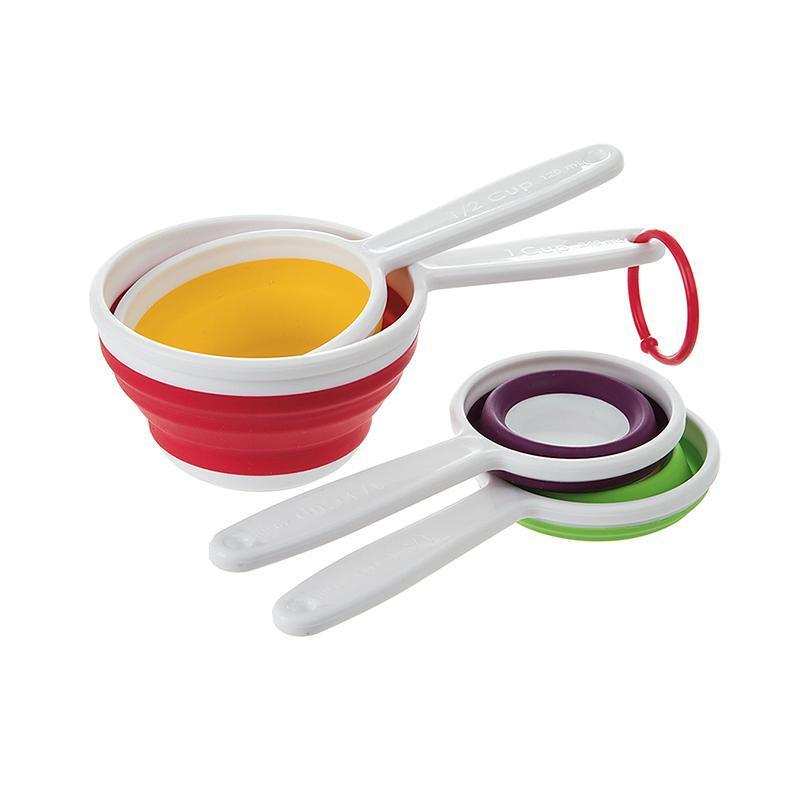 Progressive Collapsible Measuring Cups image from BulbHead