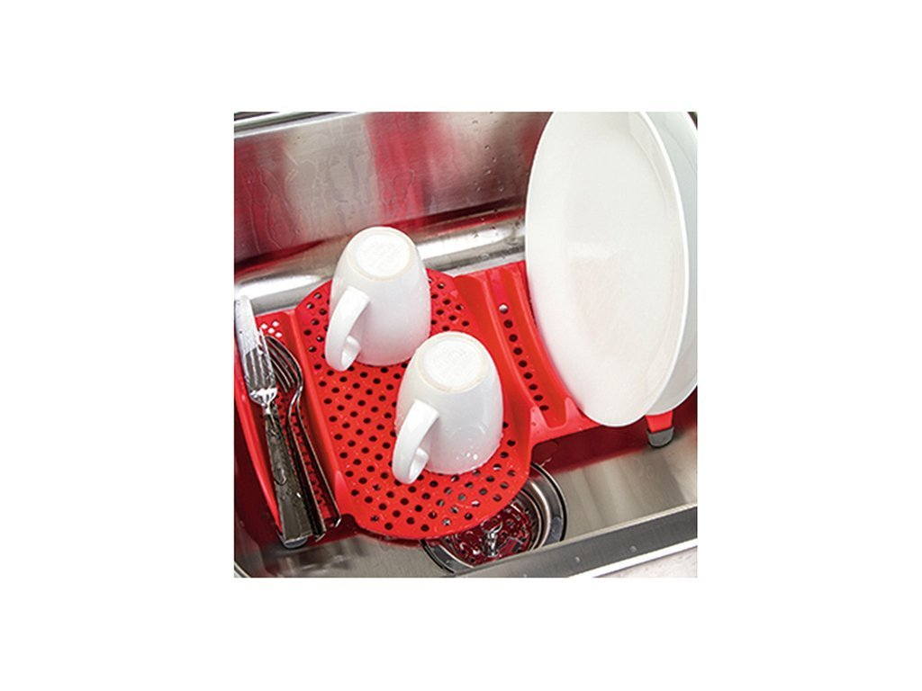 Progressive In Sink Dish Drainer Image From BulbHead