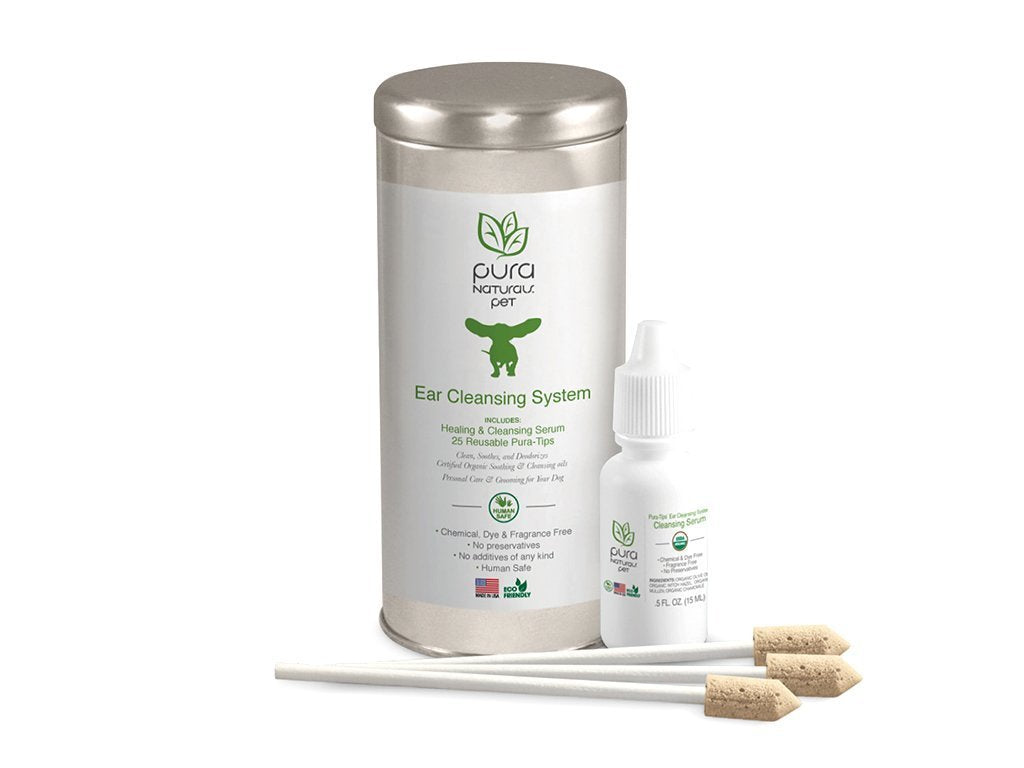 Pura Naturals Pet Ear Cleansing System image from BulbHead