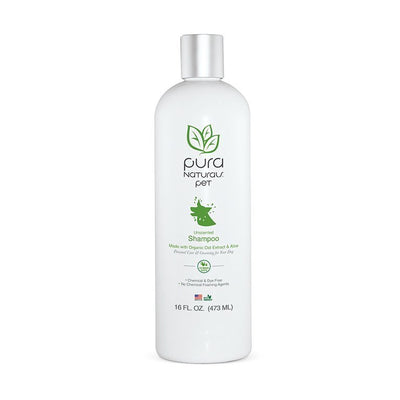 Pura Naturals Pet Nourishing Oatmeal & Aloe Shampoo image from BulbHead