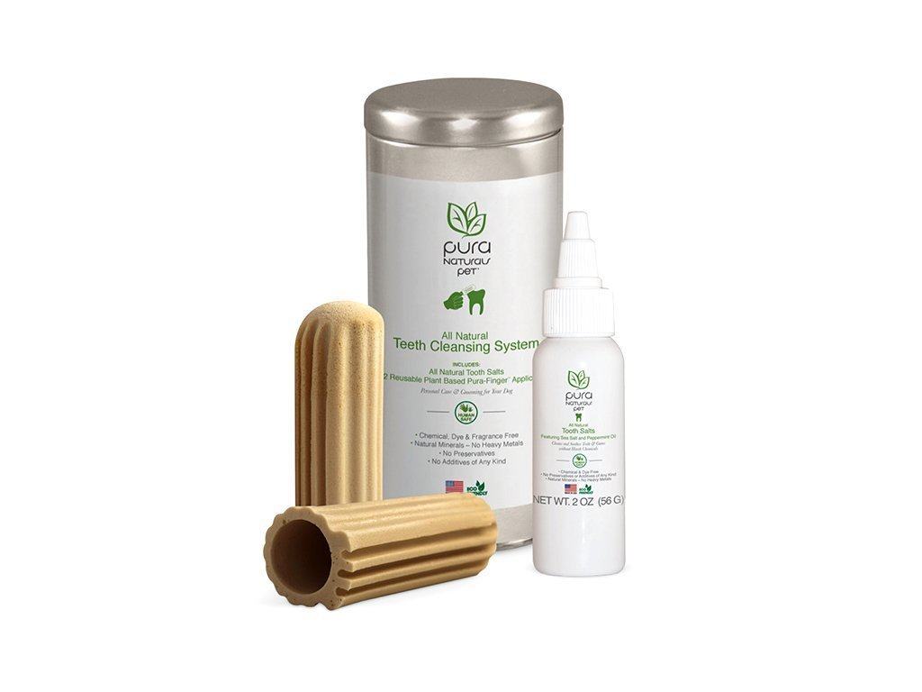 Pura Naturals Pet Tooth Cleaning System image from BulbHead