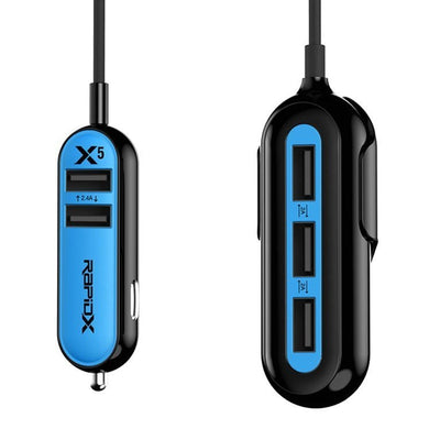 RapidX X5 Car Charger image from BulbHead