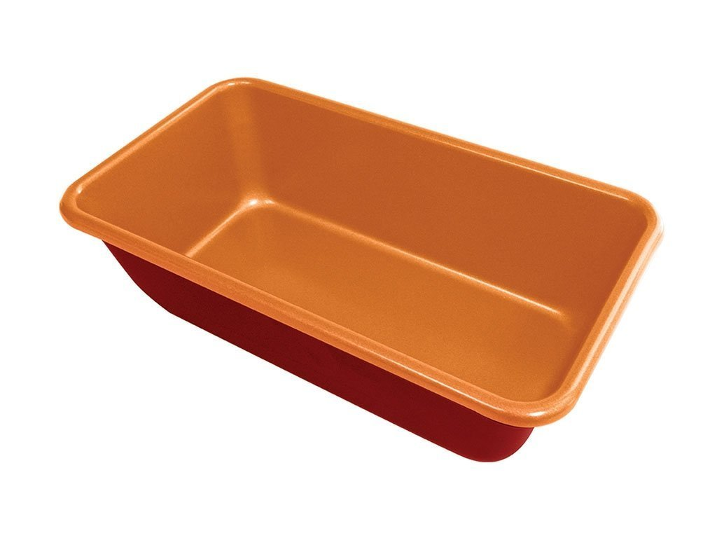 Red Copper Loaf Pan image from BulbHead