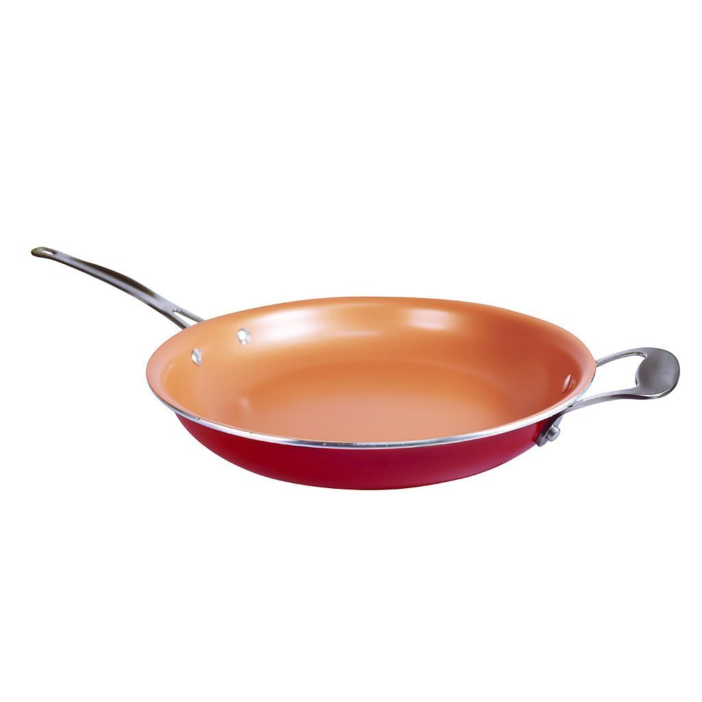 Red Copper Pan image from BulbHead