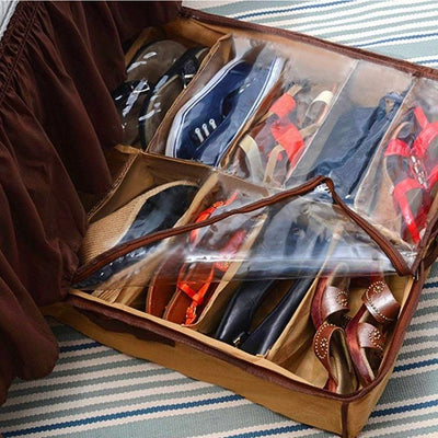 Shoes Under Shoe Organizer image from BulbHead