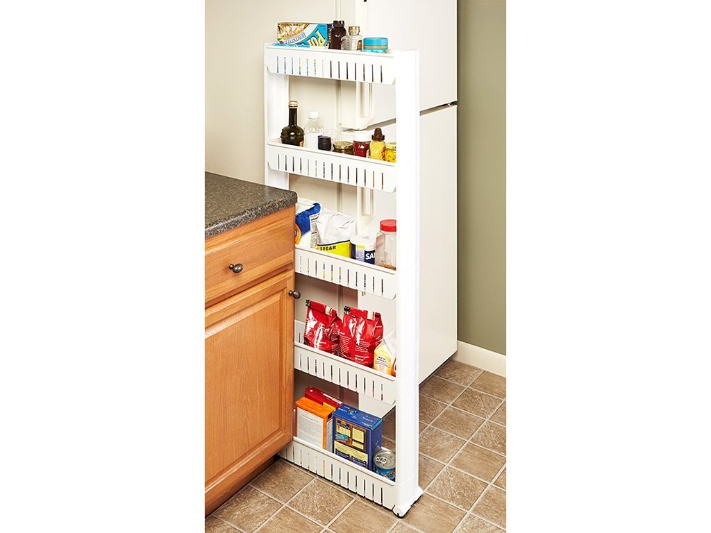 Slide-Out Pantry 5-Tier image from BulbHead