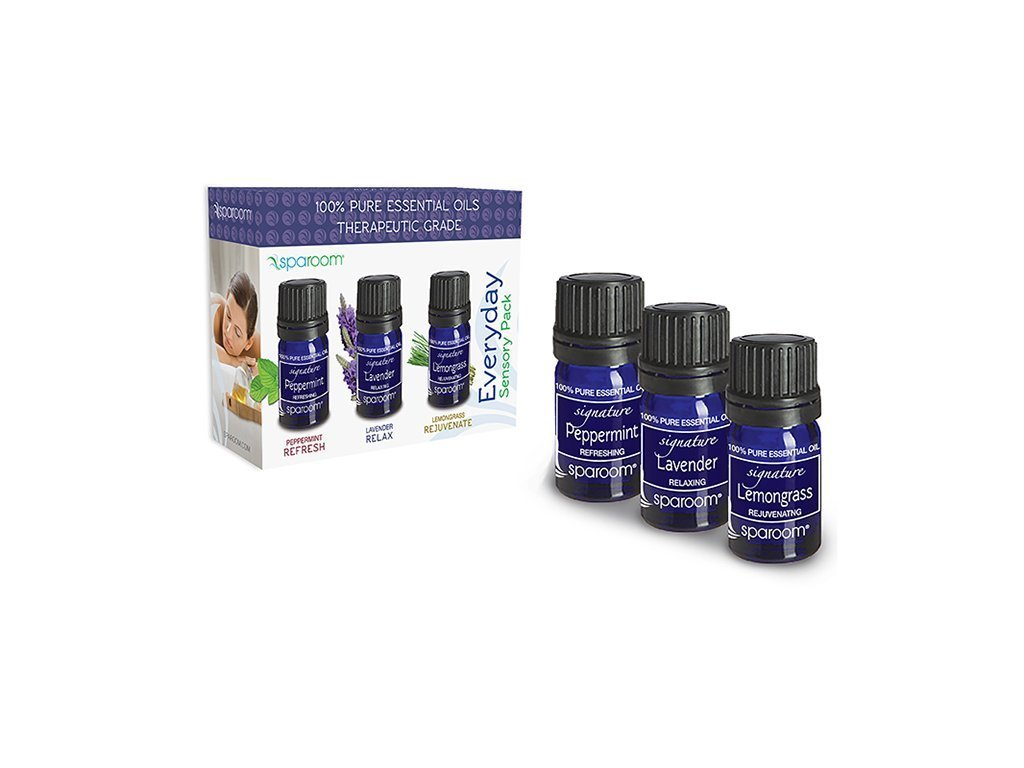 Spa Room Everyday Sensory Pack image from BulbHead